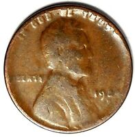 1924-D 1C LINCOLN WHEAT CENT 18LUCL0831 HARD DATE ONLY 50 CENTS FOR SHIPPING