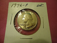 1976-P LIBERTY QUARTER COIN  UNCIRCULATED   > COMBINE POSTAGE AVAILABLE <