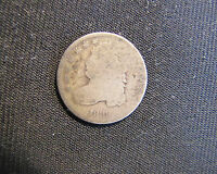 1833 CAPPED BUST SILVER DIME