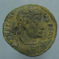 NICE CONSTANTIUS II TWIN VICTORIES AE 4