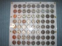 1938 1964 BU COMPLETE JEFFERSON NICKEL SET LOT COLLECTION CA