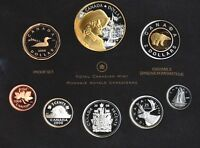 CANADA SILVER PROOF SET 2008 400TH ANNIVERSARY OF QUEBEC CITY
