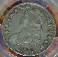 1823 CAPPED BUST HALF DOLLAR 50C PCGS VF30 OVERTON 111A