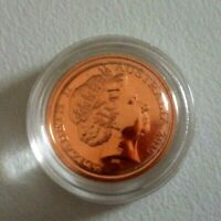 2016 1C ONE CENTS PROOF COINS  PERFECT CONDITION