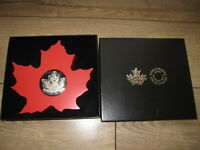 2015 CANADA SILVER PROOF $20 COIN