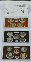 2014 US MINT    PROOF    COIN SET 14 COINS