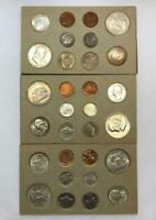 ORIGINAL MINT SET OF 1954.  UNCERTIFIED.  GEM BU.   NR.