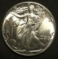 1945 WALKING LIBERTY HALF DOLLAR ANACS   FS-901  MISSING DESIGNERS INITIALS