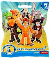 Imaginext Mystery Figure Blind Bag 03 Series 7 GHOSTBUSTER NEW /& SEALED