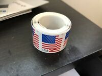 ROLL OF 96 USPS FOREVER POSTAGE STAMPS