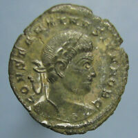 SHARP EF CONSTANTINE II VOT X WITHIN WREATH AE 3 FROM TRIER   SOME SILVERING