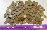 LOT OF 458 PIECES   1937 1952   CANADA   CENTS   PENNIES   1