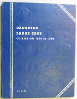 1859 1920 CANADA LARGE CENT COLLECTION 41 COINS   NO RESERVE