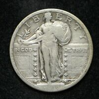 1918 STANDING LIBERTY SILVER QUARTER BB2668