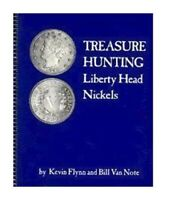 TREASURE HUNTING LIBERTY HEAD NICKELS SPIRAL BOUND LOTS OF PHOTOS MISSPLACED