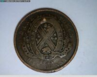 1844 1/2 PENNY BANK OF MONTREAL   34S211