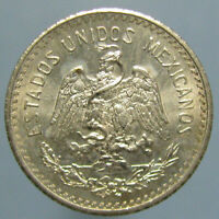 GEM BU 1913 MEXICAN SILVER TEN CENTAVOS   A REAL BEAUTY