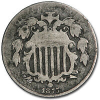1875 SHIELD NICKEL VG - SKU44123