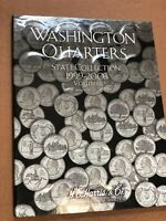 50 COIN SET WASHINGTON STATE QUARTERS 1999 2003 BOTH D AND P