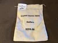 US MINT BAG OF PRESIDENTIAL $1.00 COINS  ANDREW JACKSON  P