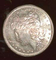 1897-S MORGAN SILVER DOLLAR | AU | SAN FRANCISCO | RC11142