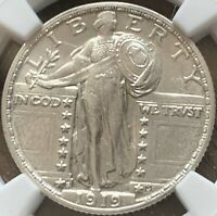 1919 S San Francisco Standing Liberty Quarters Just Listed