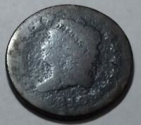 1810 CLASSIC HEAD U.S. LARGE CENT. LOT3 AG, SOME SURFACE ROUGHNESS