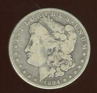 1894-O MORGAN DOLLAR | GOOD PLUS | NEW ORLEANS | CP2661