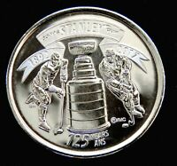 CANADA 25 CENT 2017 STANLEY CUP TOP BU COLLECTOR COIN