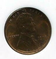 1918 1C | LINCOLN CENT | GEM UNCIRCULATED RED-BROWN | PHILADELPHIA |  CP503