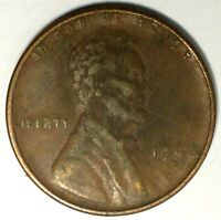 1948-D 1C LINCOLN WHEAT CENT 19LS0217-2 ONLY 50 CENTS FOR SHIPPING