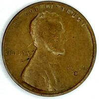 1935-S 1C LINCOLN WHEAT CENT 18RR0807 ONLY 50 CENTS FOR SHIPPING