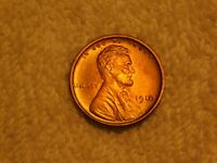 1910 LINCOLN WHEAT CENT UNCIRCULATED HIGH END MINT STATE