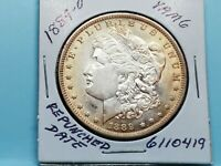 1889-O MORGAN SILVER DOLLAR BEAUTIFULLY TONED RIM VAM 6 6110419-52GG