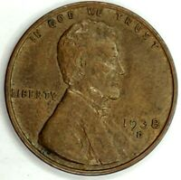 1938-D 1C LINCOLN WHEAT CENT 18RR0807 50 CENTS SHIPPING