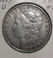 1897 O  SILVER MORGAN DOLLAR HIGH GRADE