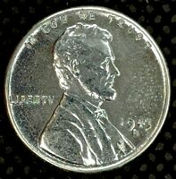 1943-D 1C LINCOLN WHEAT CENT AU 19LTL1109 50 CENTS SHIPPING