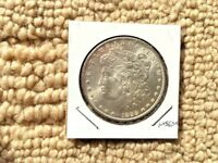 1899O MORGAN SILVER DOLLAR WITH FULL BREAST FEATHERS  MS