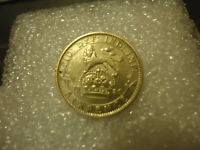 1926 U.K. SIX PENCE COIN     .500 SILVER      C/S & H