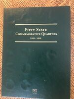 FIFTY STATE COMMEMORATIVE QUARTERS 1999 2008