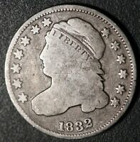 1832 CAPPED BUST DIME