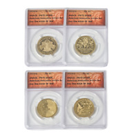 2019-S INNOVATION DOLLAR 4PC PROOF SET - DAY 1 - ANACS 70