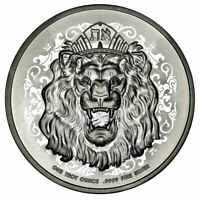 2021 NIUE TRUTH COIN SERIES ROARING LION SILVER MINTCERTIFIED FIRST30 BU COIN