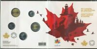 2017 MY CANADA MY INSPIRATION 5 COIN COLLECTION SET. COLORIZED & SPECIAL ISSUE