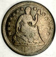 1856-P 5C SEATED LIBERTY HALF DIME 90 SILVER 20HTC0209 50 CENTS SHIPPING