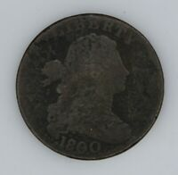 1800/79 DRAPED BUST LARGE 1C  LARGE CENT  ABOUT GOOD CONDITION