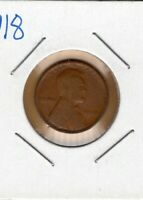 1918  UNITED STATES - LINCOLN WHEAT CENT.