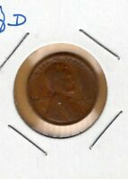 1918D  UNITED STATES - LINCOLN WHEAT CENT.