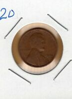 1920  UNITED STATES - LINCOLN WHEAT CENT.