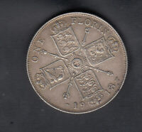 1918 GREAT BRITAIN SILVER FLORIN
